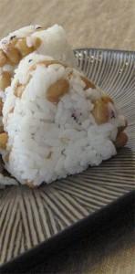 Onigiri z soją, fot. Hanami®