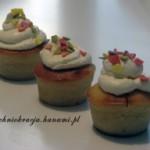 Cytrynowe cupcake's