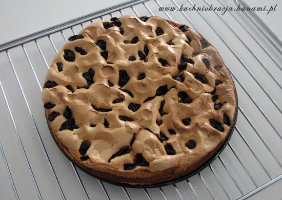 Placek czekoladowy z żurawiną, fot. Hanami®