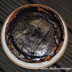 Dyniowy sernik z polewą czekoladową