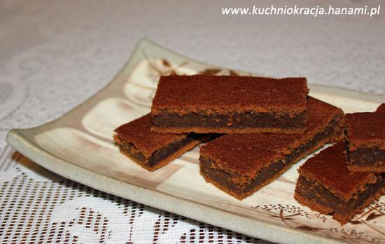 Ciasto czekoladowe z dynią Hokkaido