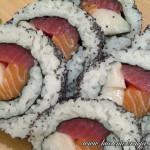 Uramaki zushi – współczesne sushi