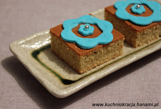 Ciasto z sanshō