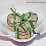 Makaroniki z zieloną herbatą