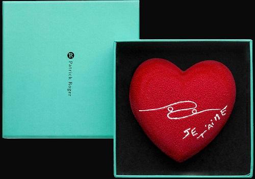Walentynkowe serce Patricka Rogera
