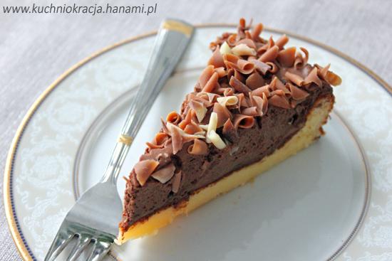 Ciasto podwójnie czekoladowe, Fot. Hanami®