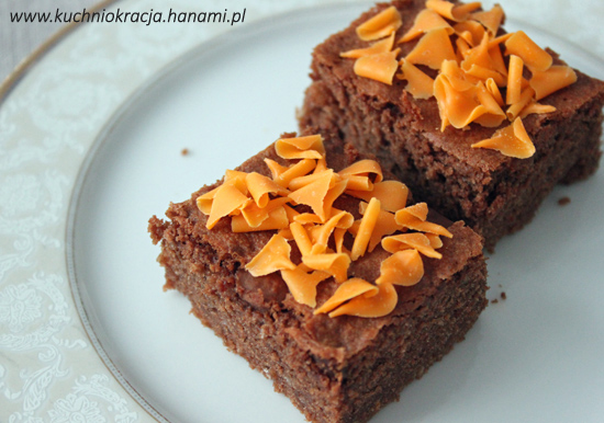 Ciasto czekoladowe z Porto, Hanami®