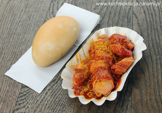Curry Wurst, Fot. Hanami®
