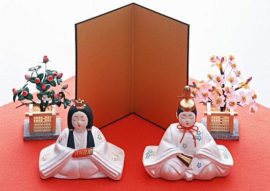 Lalki wystawiane z okazji Hina matsuri (Święta Lalek lub inaczej Święta Dziewczynek), © Datacraft