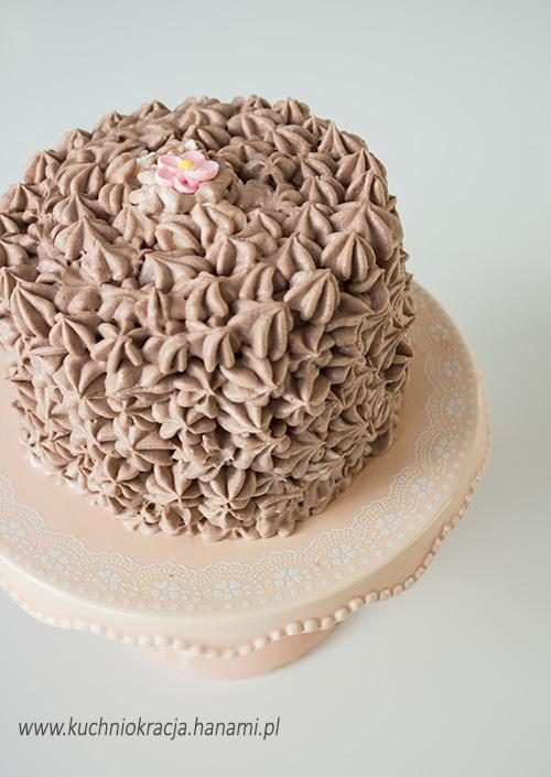 Tort czekoladowy, Hanami®