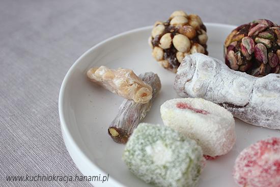 Tureckie słodycze, Hanami®