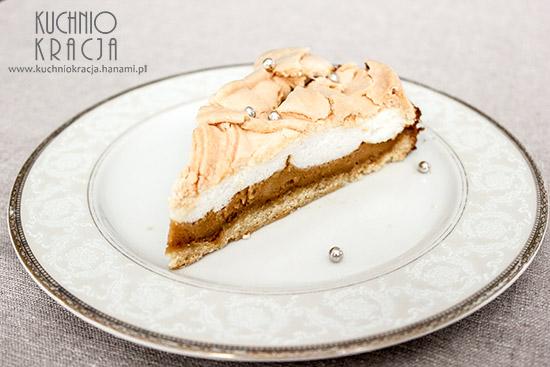 Ciasto kajmakowe z bezą, Fot. Hanami