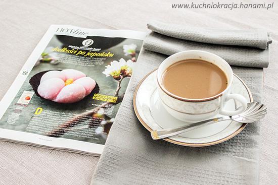 """Kuchniokracja i """"Japońskie słodycze"""" w sierpniowym numerze GLAMOUR"""