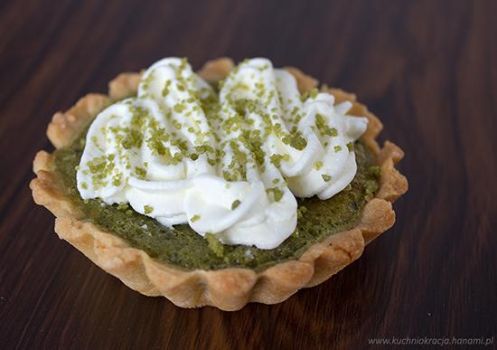 Tartaletki z zielonym musem, Hanami®