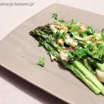 Zapiekanka ziemniaczana ze szparagami