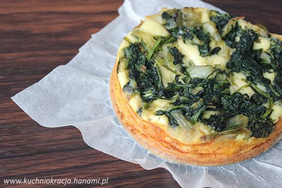 Wytrawne serniczki ze szpinakiem, Fot. Hanami®