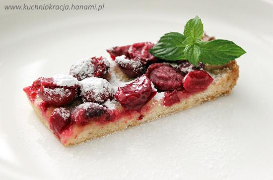 Ciasto z wiśniami, Fot. Hanami®
