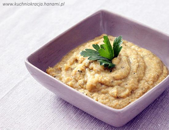 Krem z fasoli szparagowej z ziołami, Fot. Hanami®