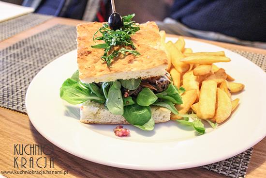 Burger, qchnia13, Fot. Hanami®