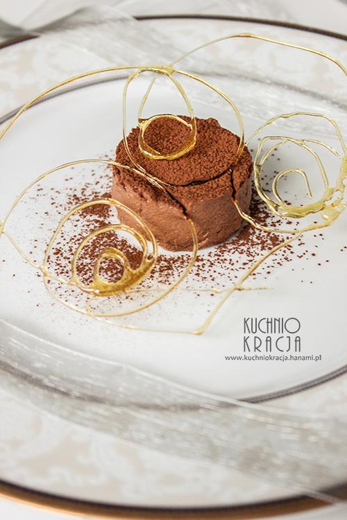 Delikatny mus czekoladowy z chilli, Fot. Hanami®