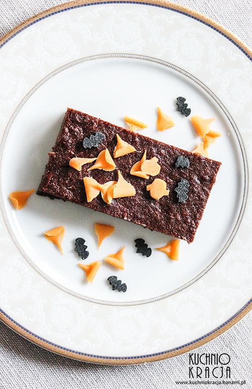 Brownie dyniowe, Fot. Hanami®