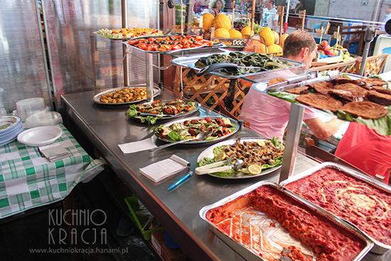 Jedzenie sycylijskie, Fot. Hanami®