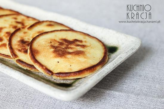 Placki z ziemniakami, Fot. Hanami®