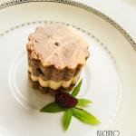 Sernik cynamonowy z czekoladą