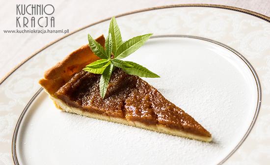 Tarta z aromatycznym musem dyniowym , Fot. Hanami®