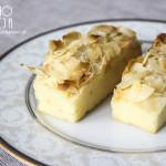 Ciasteczka waniliowe z migdałami