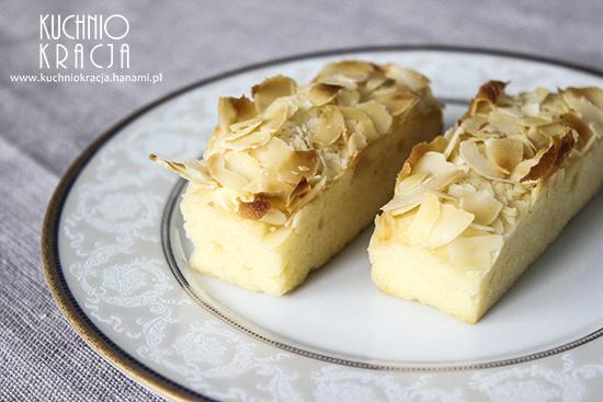 Ciasteczka waniliowe z migdałami, Fot. Hanami®
