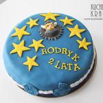 Urodzinowy tort angielski