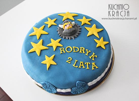 Tort angielski niebieski, Fot. Hanami®