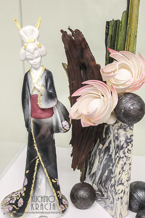 Czekoladowa rzeźba,  Fot. Hanami®
