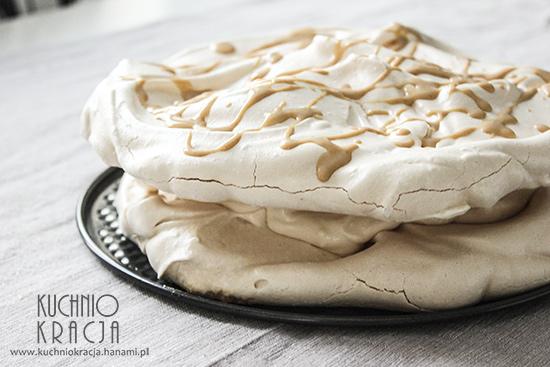 Zimowy tort bezowy, Fot. Hanami®