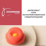 """""""Japońskie słodycze"""" w finale Gourmand World Cookbook Awards!"""