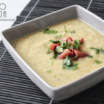 Kremowa zupa kalafiorowo-marchewkowa