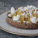 Mazurek kakaowo-cynamonowy z mango