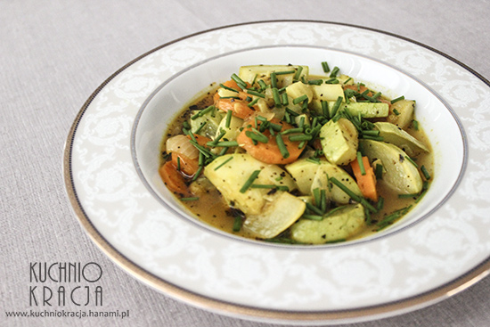 Curry warzywne, Fot. Hanami®