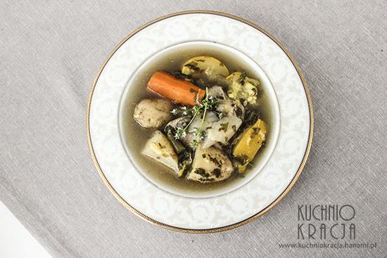 Ciepła, letnia zupa, Fot. Hanami®