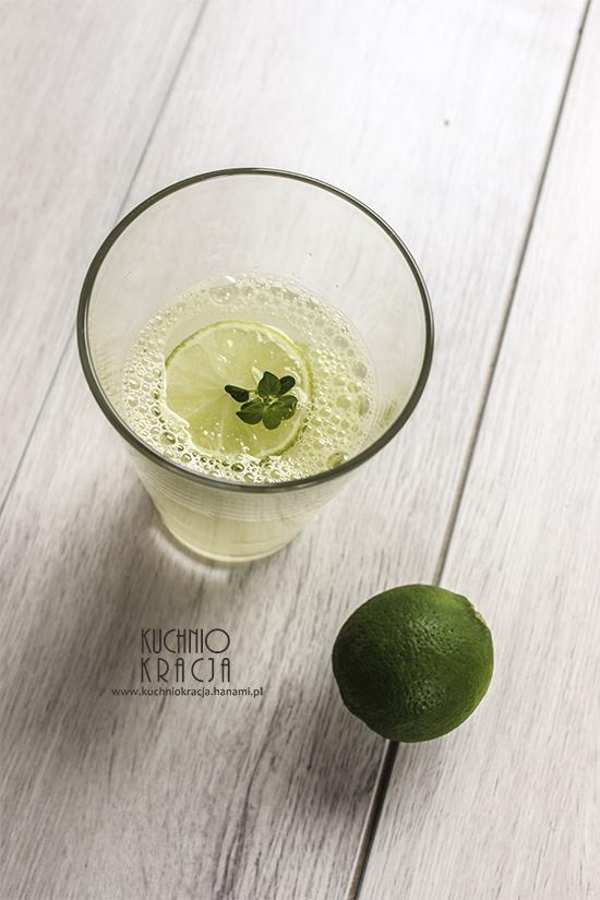 Lemoniada imbirowo-cytrusowa, Fot. Hanami