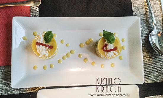 Ziemniaki, krewetki, Fot. Hanami®