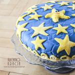 Tort angielski w gwiazdki