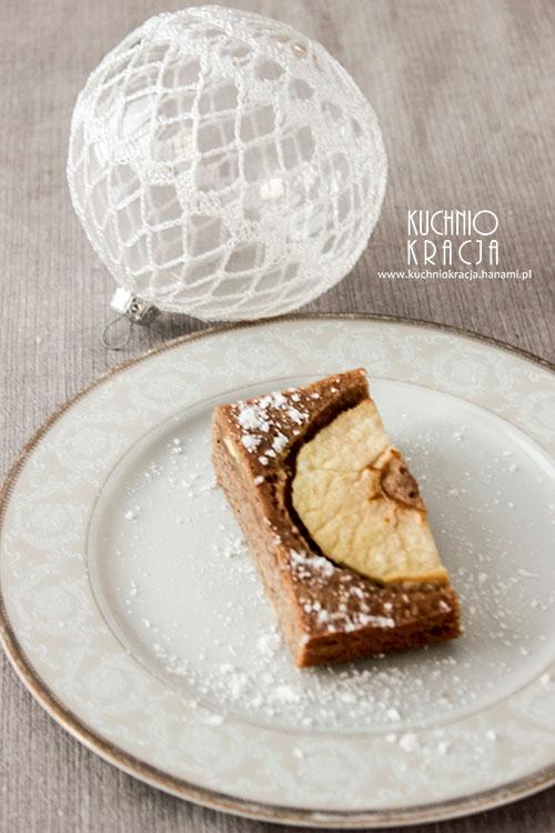 Ciasto cynamonowe z jabłkami, Fot. Hanami®