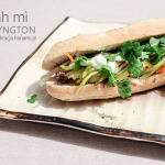 Bánh mì, Waszyngton – Rok z kuchnią USA