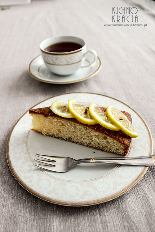 Meyer Lemon Cake, Kalifornia, Fot. Hanami®