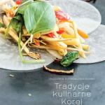Tradycje kulinarne Korei – książka