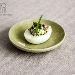 Jajka faszerowane z wołowiną i kolendrą – Wielkanoc 2015
