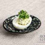 Jajka faszerowane z ziołami – Wielkanoc 2015