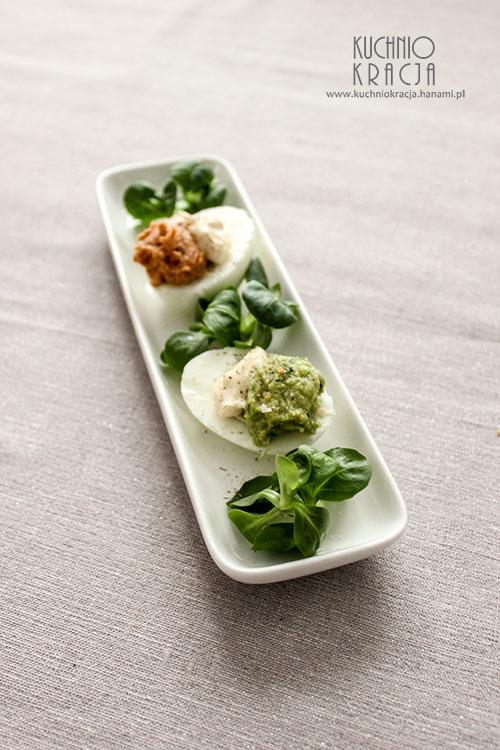 Jajka hummus, Wielkanoc, Fot. Hanami®